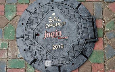 Manhole Cover SAL DPUPKP Jogja Istimewa 2019