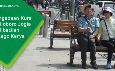 Pengadaan Kursi Malioboro Jogja Melibatkan Futago Karya