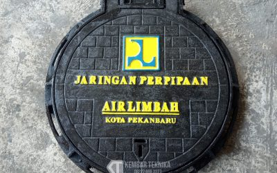 Manhole Pekanbaru Jaringan Perpipaan Air Limbah