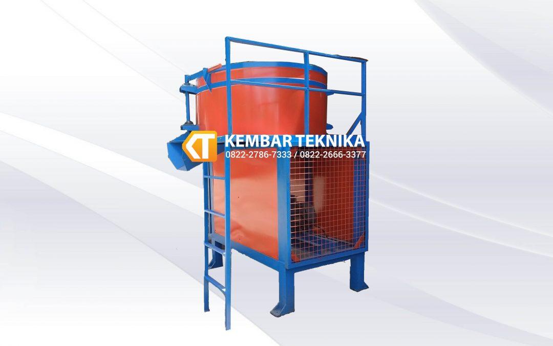 Mesin Mixer Pembuatan Adonan Batako