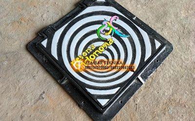 Manhole Cover Baja Cor Pesona Indonesia